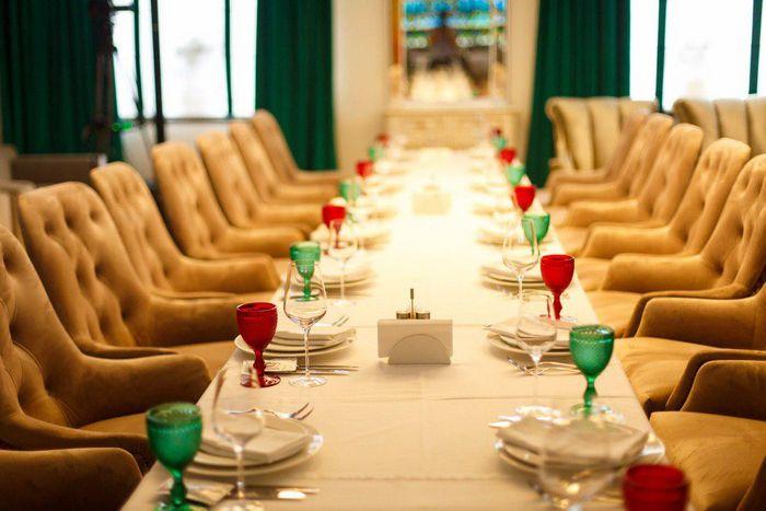 Shah-plov на Антоновичка - ресторан восточной кухни в киеве открытому пространству, Ничего особенного