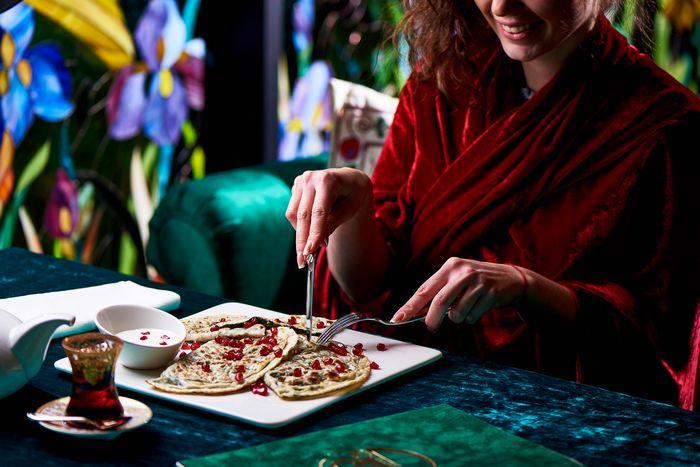 Shah-plov на Антоновичка - ресторан восточной кухни в киеве из которых здесь